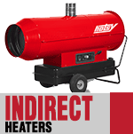 Indirect Heaters
